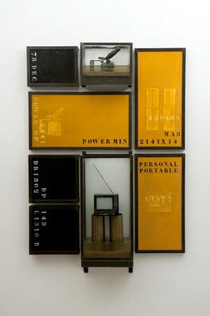 L'autel n° 15 by Chen Zhen contemporary artwork