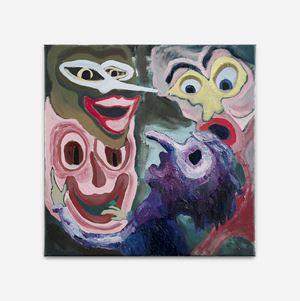 Fool's Garden 6 by Pierre Knop contemporary artwork