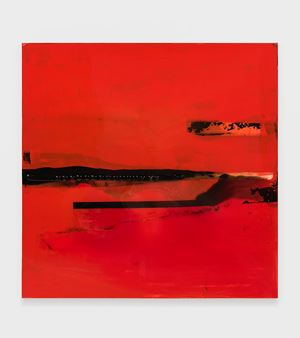 The Evening Redness by Will Boone contemporary artwork