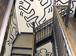 Threatened Keith Haring mural says a lot about how we value public art