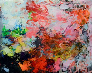 Palette (soundtrack) by David Jolly contemporary artwork