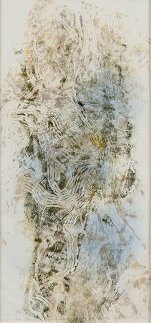 101 Insect Life Stories No 14. Kamarooka Grey Box Beetle by John Wolseley contemporary artwork