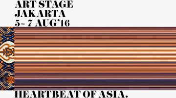 Contemporary art exhibition, Art Stage Jakarta 2016 at Gajah Gallery, Singapore