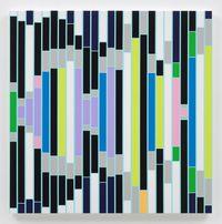 Culture Resounds [Sound Graph] by Sarah Morris contemporary artwork painting