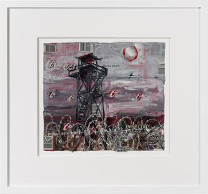 single hope (I) by Fiona Hall contemporary artwork painting