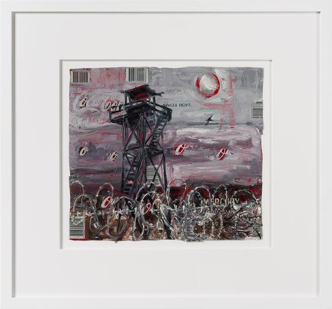 single hope (I) by Fiona Hall contemporary artwork