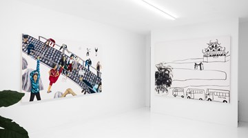 Contemporary art exhibition, Hai-Hsin Huang, The Common Places at Capsule Shanghai