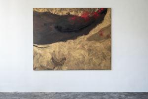 Kaze '91 (Kako) [Winds (Red Blossoms)] by Ryuji Tanaka contemporary artwork