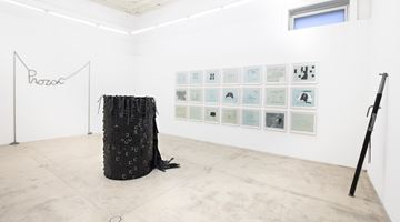 Contemporary art exhibition, Monica Bonvicini, presentation on the occasion of the award ceremony for the Oskar-Kokoschkaprize 2020 at Galerie Krinzinger, Vienna