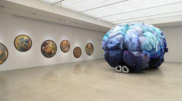 Contemporary art exhibition, Contemporary Women Artists from Asia, Dancing Queen at Arario Gallery, Cheonan, South Korea