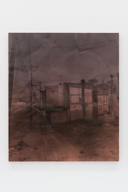 Neighborhood of NY by Mohamed Bourouissa contemporary artwork