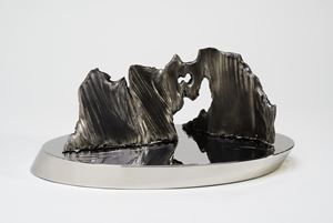 Little Island Series-No.1 Reef by Hsi-Te Sung contemporary artwork