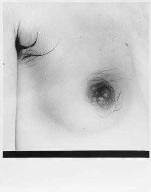 Armpit by Moyra Davey contemporary artwork photography