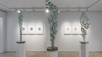 Contemporary art exhibition, Conrad Shawcross, The Measures of Change at Victoria Miro, Venice
