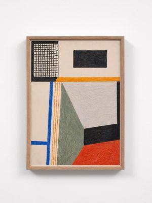 MI by Nathalie Du Pasquier contemporary artwork
