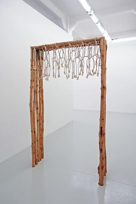 Aerial Message by Po Po contemporary artwork