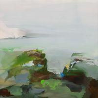 a sneak peak by Hollis Heichemer contemporary artwork painting