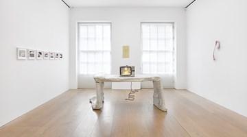 Contemporary art exhibition, Franz West, Franz West at David Zwirner, London