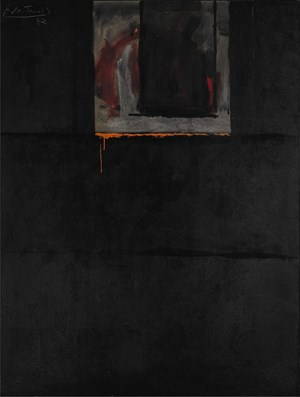 Royal Dirge by Robert Motherwell contemporary artwork