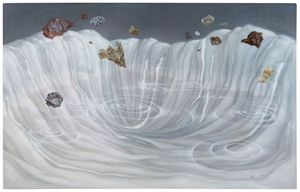 Water.Sphere No.28 by Jiang Miao contemporary artwork