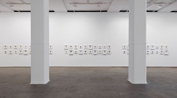 Contemporary art exhibition, Liu Wei, 180 Faces at Sean Kelly, New York