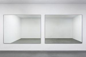 Spiegel (Mirror), 687-5/6 by Gerhard Richter contemporary artwork