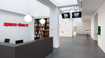 Contemporary art exhibition, Group Exhibition, PS81E at Esther Schipper, Berlin