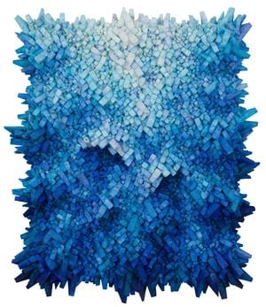 Aggregation 19 - JU45 by Chun Kwang Young contemporary artwork