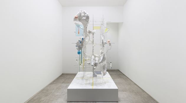P21 contemporary art gallery in Seoul, South Korea