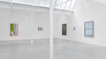 Contemporary art exhibition, Lois Dodd, Lois Dodd at Modern Art, London