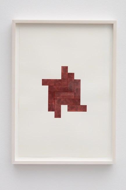 Floor V by Iran do Espírito Santo contemporary artwork
