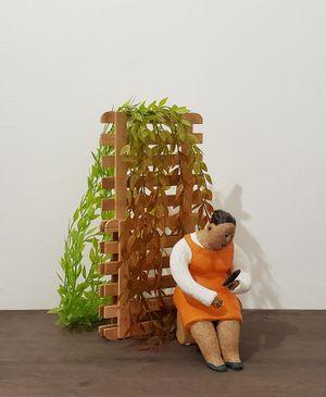 A Dress For All Seasons: Autumn by Rosanna Li Wei-Han contemporary artwork