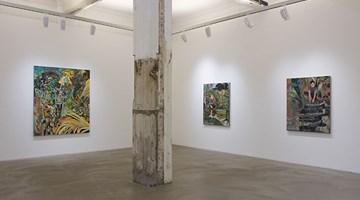 Contemporary art exhibition, Hernan Bas, Case Studies at Lehmann Maupin, Hong Kong