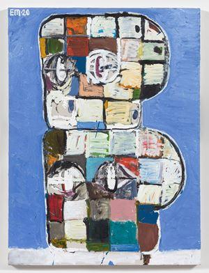 BH Stack #49 by Eddie Martinez contemporary artwork