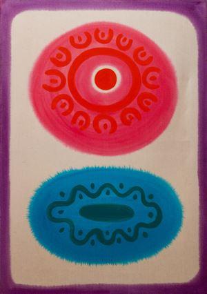 Padma by Prafulla Mohanti contemporary artwork
