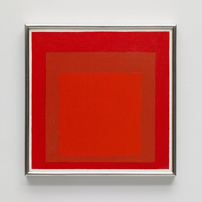 Study for Homage to the Square: Wet and Dry by Josef Albers contemporary artwork