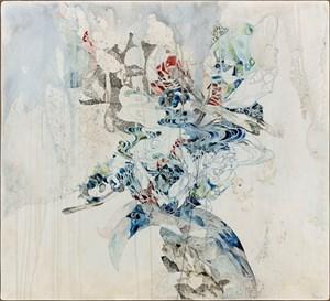 Weight/wait II by Belinda Fox contemporary artwork