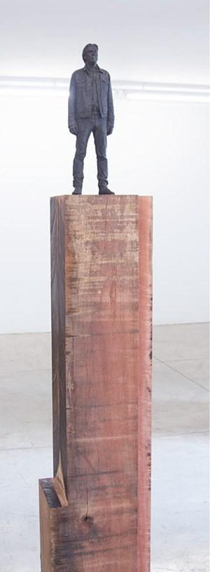 Marc by Xavier Veilhan contemporary artwork
