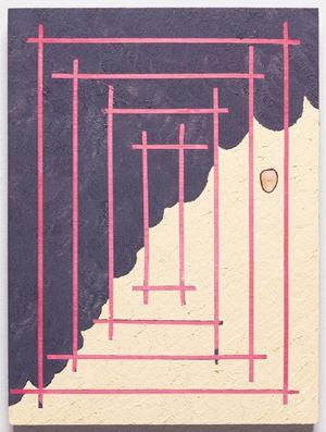 little dot by Patrick Chamberlain contemporary artwork