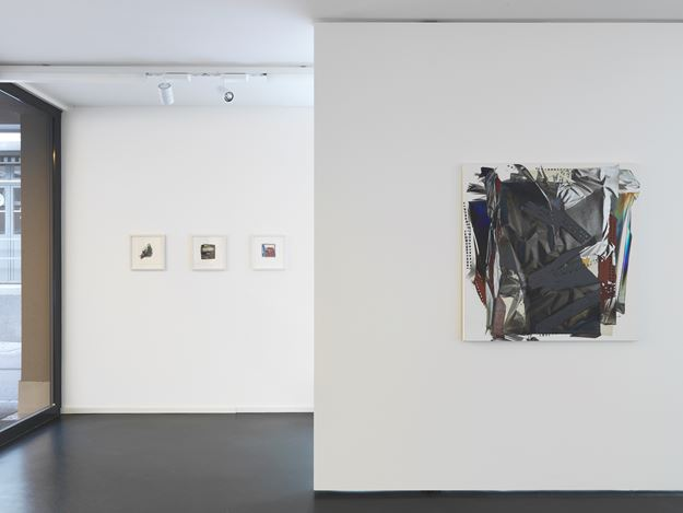 Exhibition view: Group exhibition, Back to L.A., Anne Mosseri-Marlio Galerie, Basel (30 November 2018–1 February 2019). Courtesy Anne Mosseri-Marlio Galerie. Photo:Serge Hasenböhler.