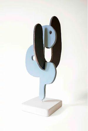 The Couple by Misha Milovanovich contemporary artwork