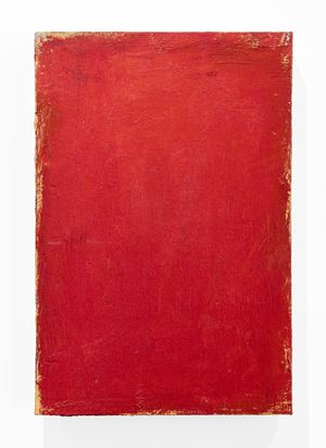 Dante Red by Sérgio Sister contemporary artwork