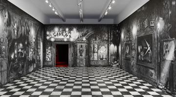 Contemporary art exhibition, Alexandre Singh, A Gentle Horror at Metro Pictures, New York