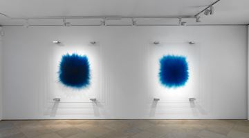 Contemporary art exhibition, Idris Khan, Words Beneath Words at Victoria Miro, Venice