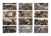 Time Spy 偷时间的人 by Sun Xun contemporary artwork moving image