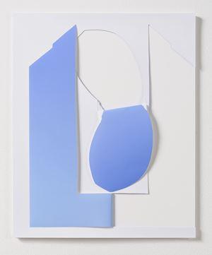 Cutting through #24 by Mira Gojak contemporary artwork