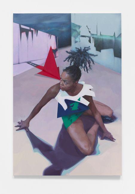 Erica by Deng Shiqing contemporary artwork