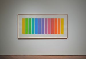 Spectrum by Ellsworth Kelly contemporary artwork