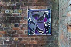 Second Pieta by Matt Connors contemporary artwork