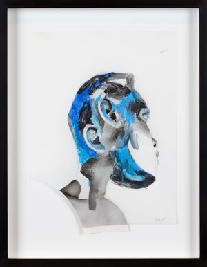 Andres by Wardell Milan contemporary artwork